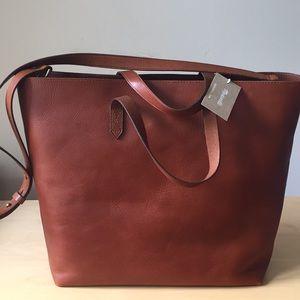 Madewell Bags - Brand new Madewell zip top carryall handbag